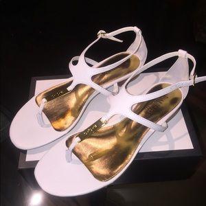 Ralph Lauren flat sandals